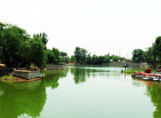 玉黛湖风景区